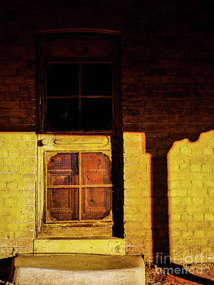 Photograph - In The Shadows Of The Past by Lexa Harpell