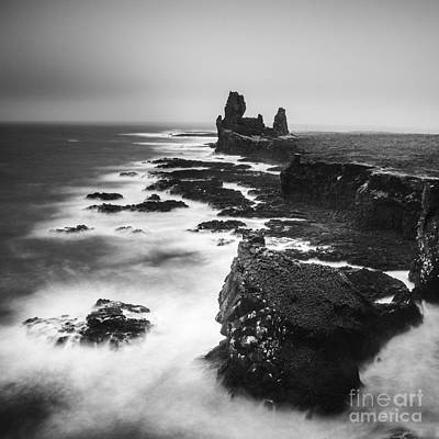 Iceland Photograph - In The Storm 1 by Gunnar Orn Arnason