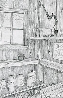 In The Sugar House Art Print