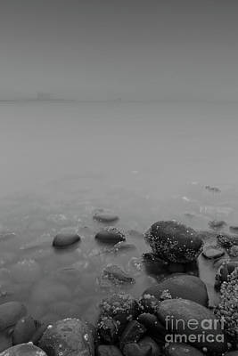 Take A View Photograph - In The Thick Fog by Masako Metz