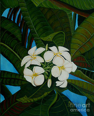 Painting - In The Tropics by Anthony Dunphy
