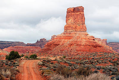 Photograph - In The Valley Of The Gods by Nicholas Blackwell