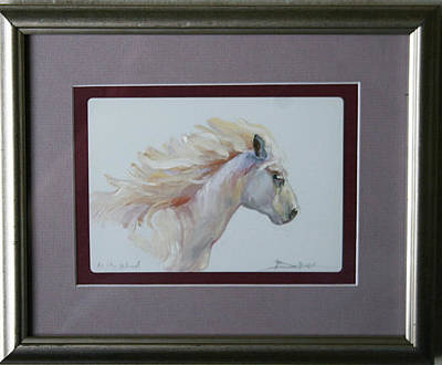 Betty Billups Painting - In The Wind by Betty Jean Billups
