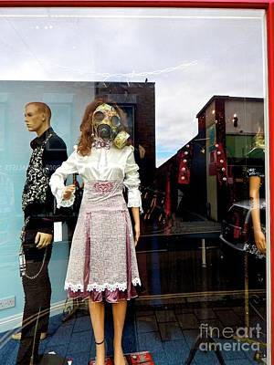 Photograph - In The Window  by Gary Bridger