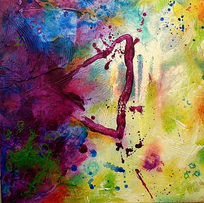 Painting - In This Moment by Tracy Bonin