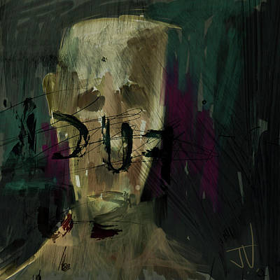 Digital Art - In Tribute To Artist Matthew Mcgoth by Jim Vance