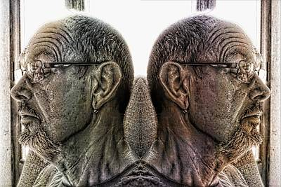 Photograph - In Two Minds by Dorothy Berry-Lound