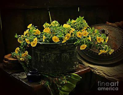 Photograph - In Yellow  by Binka Kirova