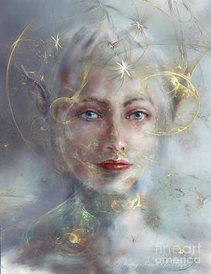 Digital Art - In Your Dreams by Kathy Russell
