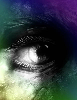 In Your Eyes Art Print