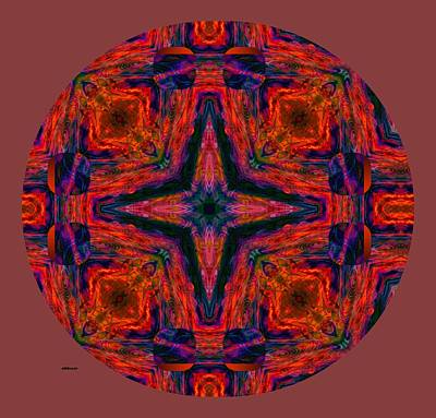 Photograph - Inca Design by John M Bailey