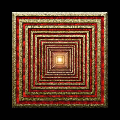 Inca Solstice Art Print