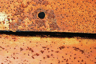Photograph - Incendental Abstract 11 by Mary Bedy