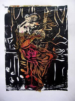 Incense Box 2 Art Print by Adam Kissel