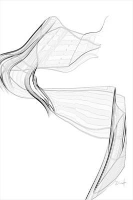 Digital Art - Incense by John WR Emmett