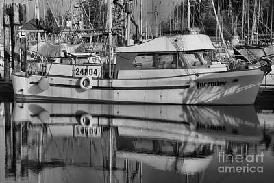 Photograph - Incentive Fishing Boat by Adam Jewell