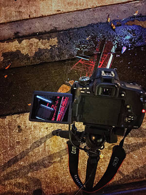 Photograph - Inception by Mike Dunn