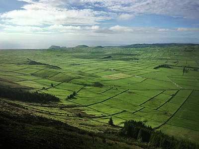 Photograph - Incide The Bowl Terceira Island, Azores, Portugal by Kelly Hazel