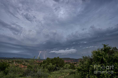 Photograph - Incoming Storm by Melany Sarafis