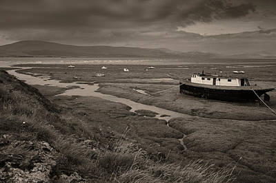 Photograph - Incoming Tide by Keith Elliott