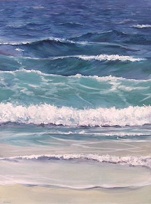 Painting - Incoming Tide by Michel McNinch