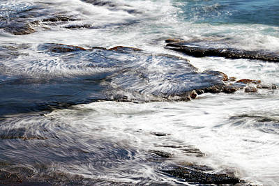 Photograph - Incoming Tide by Nicholas Blackwell