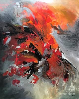 Painting - Incredible by Preethi Mathialagan