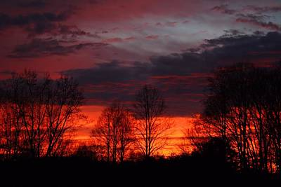 Photograph - Incredible Sky 1 by Kathryn Meyer
