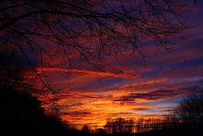 Photograph - Incredible Sky 2 by Kathryn Meyer