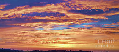 Photograph - Incredible Sunset by Roberta Byram