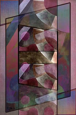 Alexander Calder Digital Art - Indecision by Linda Dunn