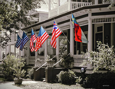 Photograph - Independence Day Southport Style by Phil Mancuso