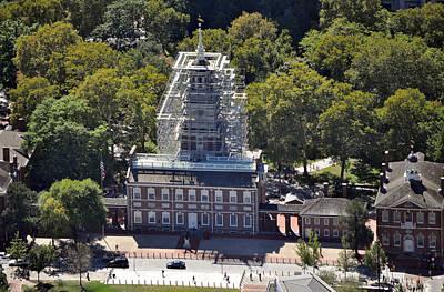 Independence Hall 520 Chestnut St Philadelphia Pa 19106 Original
