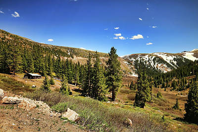 Photograph - Independence Pass 4 by Judy Vincent