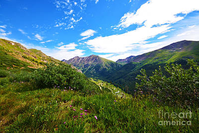 Photograph - Independence Pass by Kate Avery