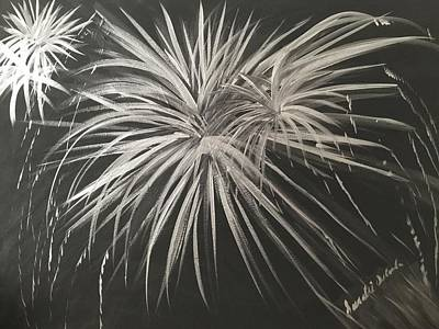Independance Painting - Independence by Sandie DeConda