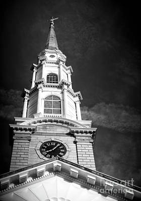Photograph - Independent Presbyterian Church Of Savannah by John Rizzuto