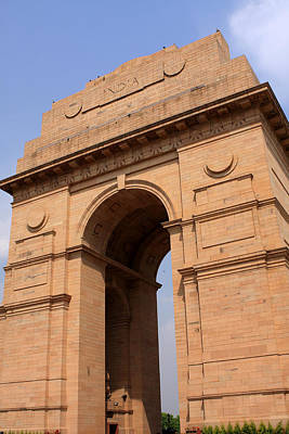 Photograph - India Gate India by Aidan Moran