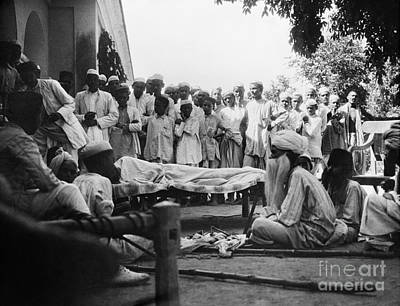 Photograph - India: Malaria Play, C1929 by Granger