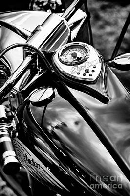 2001 Photograph - Indian Chief Centennial by Tim Gainey