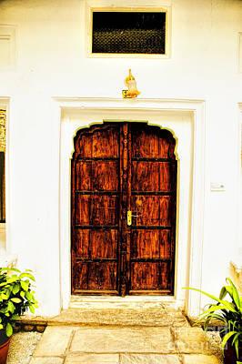 Photograph - Indian Door by Rick Bragan
