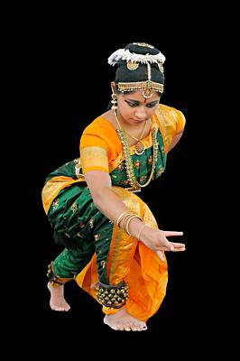 Photograph - Indian Festival Dance by Diana Angstadt