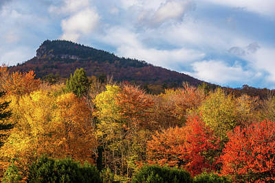 Photograph - Indian Head Autumn by Chris Whiton