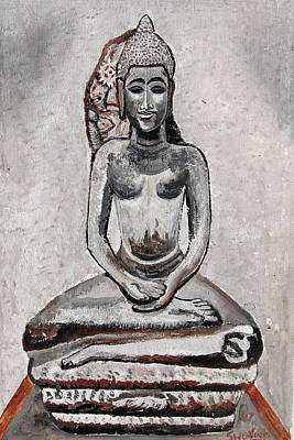 Painting - Indian Her.itage-12 by Anand Swaroop Manchiraju