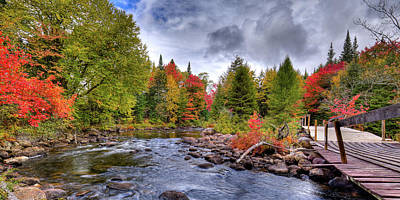 Photograph - Indian Rapids by David Patterson