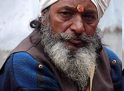 Photograph - Indian Saint-3 by Anand Swaroop Manchiraju