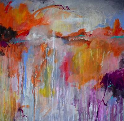 Painting - Indian Summer by Rosemary Healy