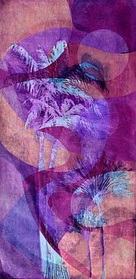 Printmaking Mixed Media - Indian Sun by Arthur Deaville