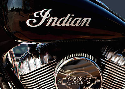 Photograph - Indian Tank 112416 by Rospotte Photography