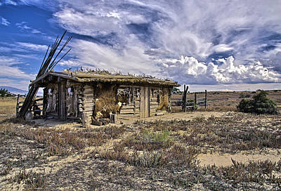 Photograph - Indian Trading Post Montrose Colorado by James Steele